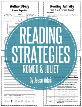 Reading Strategies For Romeo And Juliet