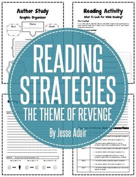 Reading Strategies For The Theme of Revenge