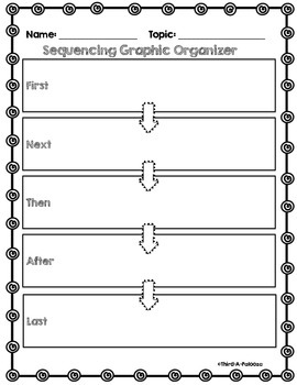 Guided Reading: 15 Graphic Organizers to use during Guided Writing Time