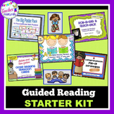 Guided Reading Binder | Guided Reading Strategies Toolkit