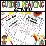 Guided Reading Lesson Plan Template and Activities