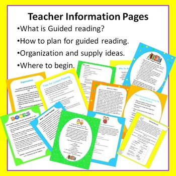 Guided Reading: A Beginning Teacher's Guide to Primary Guided Reading