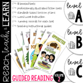 Guided Reading A-C Volume 2 Bundle  | Distance Learning