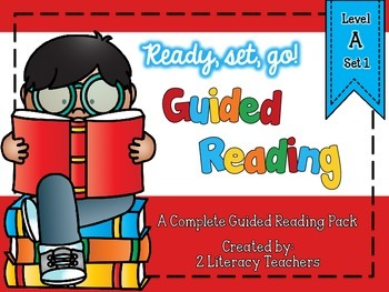 Guided Reading: A Complete Pack Level A *Set 1*