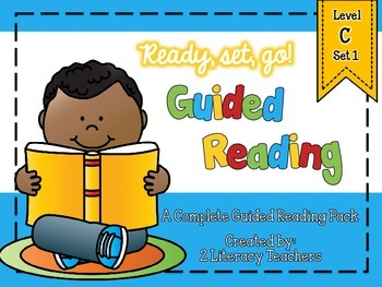 Guided Reading: A Complete Pack Level C *Set 1*