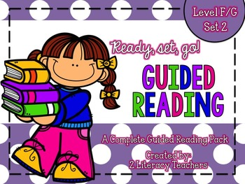 Guided Reading: A Complete Pack Level F/G *SET 2*