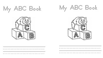 Guided Reading: ABC Kindergarten Book