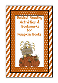 Guided Reading Activites for Pumpkin Books