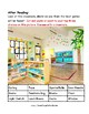 """Guided Reading Worksheets - """"Yucky the Germ"""" - Level E for ALL Students"""