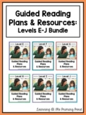 Guided Reading Activities and Lesson Plans - Levels E Thro