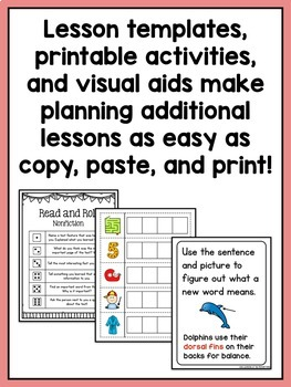 Guided Reading Activities and Lesson Plans for Level G