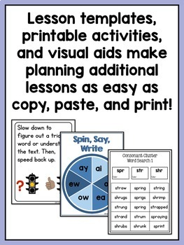 Guided Reading Activities and Lesson Plans for Level I