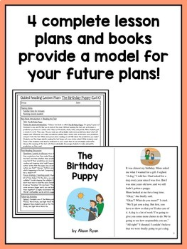 Guided Reading Activities and Lesson Plans for Level K