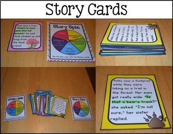 Guided Reading Activities for 1st Grade (Spring Edition)