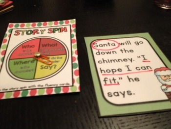 Guided Reading Christmas