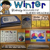 Guided Reading Activities for Beginning Readers (Winter Edition)