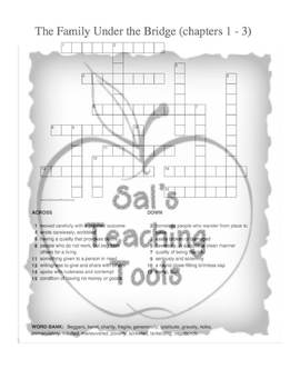 Guided Reading Activities for The Family Under the Bridge