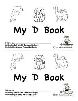 Guided Reading Alphabet Books - Letter D - Level 1