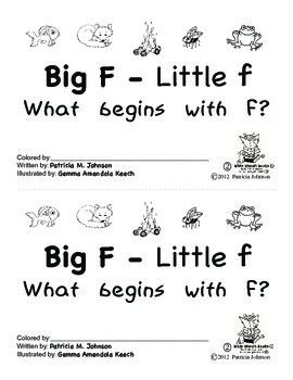 Guided Reading Alphabet Books - Letter F - Level 2