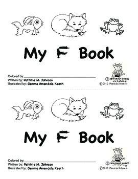Guided Reading Alphabet Books - Letter F - Level 3
