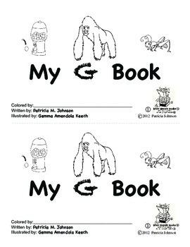 Guided Reading Alphabet Books - Letter G - Level 1