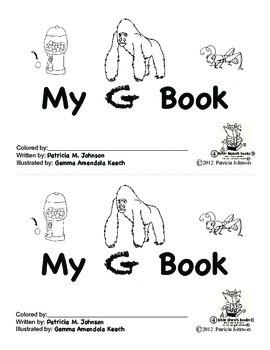 Guided Reading Alphabet Books - Letter G - Level 4