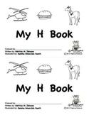 Guided Reading Alphabet Books - Letter H - Level 4