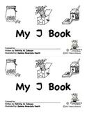Guided Reading Alphabet Books - Letter J - Level 1