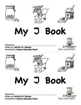 Guided Reading Alphabet Books - Letter J - Level 3