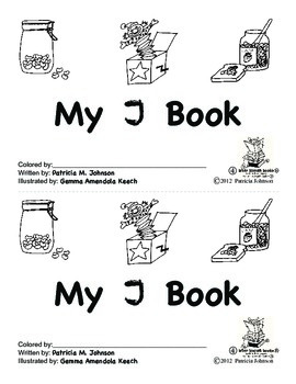 Guided Reading Alphabet Books - Letter J - Level 4