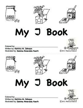 Guided Reading Alphabet Books - Letter J - Level 4