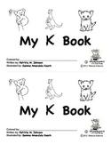 Guided Reading Alphabet Books - Letter K - Level 1