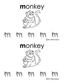 Guided Reading Alphabet Books - Letter M - Level 2
