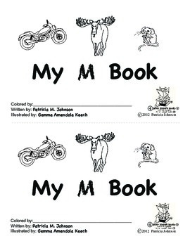 Guided Reading Alphabet Books - Letter M - Level 4
