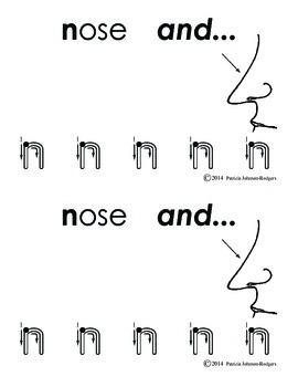 Guided Reading Alphabet Books - Letter N - Level 2