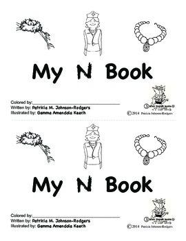 Guided Reading Alphabet Books - Letter N - Level 3