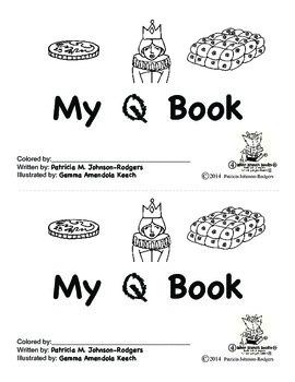 Guided Reading Alphabet Books - Letter Q - Level 4