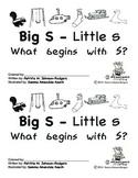 Guided Reading Alphabet Books - Letter S - Level 2