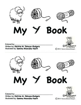 Guided Reading Alphabet Books - Letter Y - Level 4