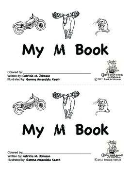 Guided Reading Alphabet Books - Letter M - Level 3