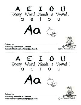 Guided Reading Alphabet Books - Vowel A - Level 4