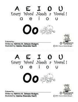 Guided Reading Alphabet Books - Vowel O - Level 2