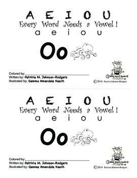 Guided Reading Alphabet Books - Vowel O - Level 3