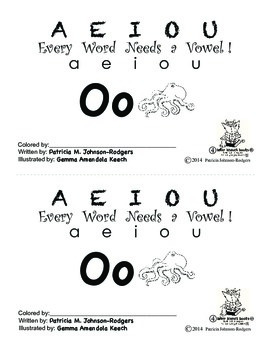 Guided Reading Alphabet Books - Vowel O - Level 4