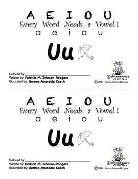 Guided Reading Alphabet Books - Vowel U - Level 4