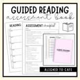 Guided Reading Assessment Book