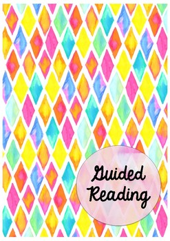 Guided Reading Assessment File