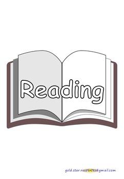 Guided Reading Assessment Focus Posters UK APP Child Speak
