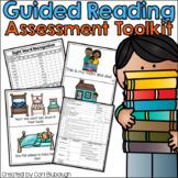 Guided Reading Assessment Pack for Kinder and First