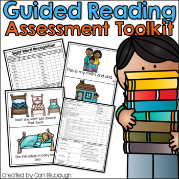 Guided Reading Assessment Pack